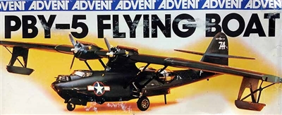 Advent 3412 1/72 PBY-5 Flying Boat