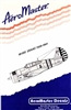 AeroMaster #48-055 1/48 USAAC 1938 - 1941: P-35A, P-36A, P-40B Decal Sheet