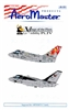 AeroMaster #48-551 1/48 Vikings of the Fleet Pt. IV Lo Visibility Decal Sheet