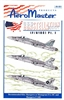 AeroMaster #48561 1/48 USS Constellation 2001 F/A18C Pt. I Decal Sheet