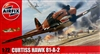 Airfix #01003 1/72 Curtiss Hawk 81-A-2