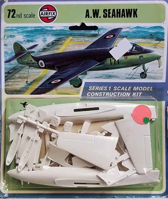 Airfix #01025 1/72 Armstrong Whitworth Seahawk
