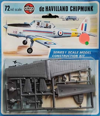 Airfix 01054 De Havilland D.H.C. 1 Chipmunk