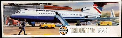 Airfix #03174 1/144 Trident 1C British Airways