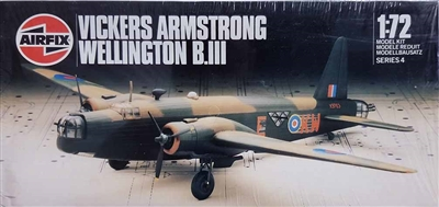 Airfix 04001 Vickers Wellington B.III