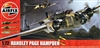 Airfix 04011 Handley Page Hampden