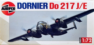 Airfix #04020 1/72 Dornier Do 217E-2/J-1 Night Fighter