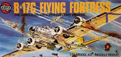 Airfix #05005 Boeing B-17G Flying Fortress