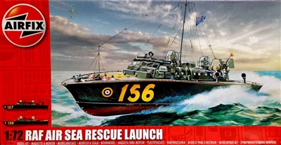 Airfix #05281 172 British RAF Air Sea Rescue Launch