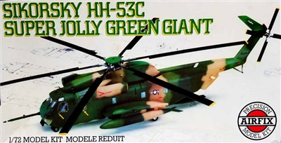 Airfix #06003 1/72 Sikorsky HH-53C Super Jolly Green Giant