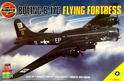 Airfix #08005 1/72 Boeing B-17G Flying Fortress