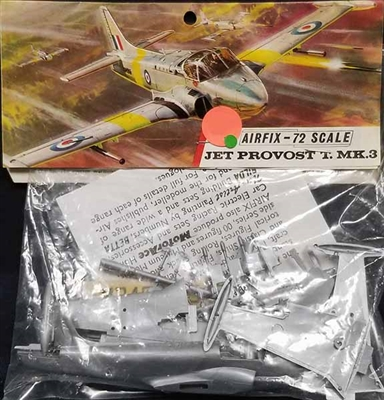 Airfix 109 Type 3 The Hunting Jet Provost T. Mk 3