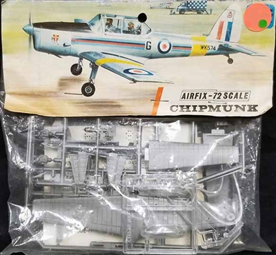 Airfix 134 Type 3 De Havilland DHC-1 Chipmunk