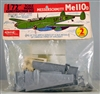 Airfix #1422 Type 2 Bag 1:72 Messerschmitt Me 110D
