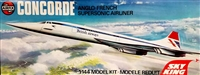 Airfix #6175 1/144 Concorde British Airways