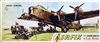 Airfix Craftmaster #1602 1/72 Short Stirling with bomb cart