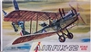 Airfix Corporation of America 8-39 1916 R.E. 8