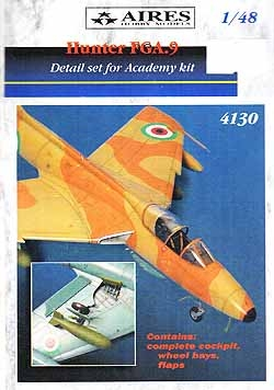 Aires #4130 1/48 Hunter FGA.9 Detail Set