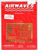 Airwaves #4807 1/48 Spitfire/Seafire Photo Etch Set