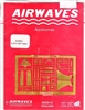 Airwaves #4832 1/48 A-4E/F Sky Hawk Photo Etch Set
