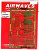 Airwaves #4842 1/48 F101 Voodoo Air Brakes Photo Etch Set