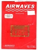 Airwaves #7232 1/72 Sukhoi Su27 Canopy Photo Etch Set