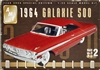 AMT #30265 1964 Ford Galaxie 500 Millennium Edition