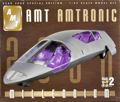AMT30273 AMTRONIC Concept Vehicle