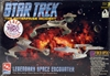AMT #8254 Star Trek Legendary Space Encounter - Fiber Optic
