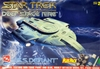 AMT #8398 Star Trek USS Defiant - Deep Space Nine Plus Pack