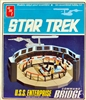AMT #S950 1/32 Star Trek USS Enterprise Command Bridge - 1975