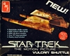 AMT #S972 Star Trek The Motion Picture Vulcan Shuttle