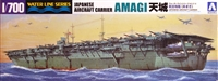 Aoshima #24621 1/700 Japanese Aircraft Carrier Amagi