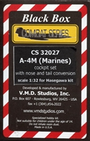 Black Box #32027 1/32 A-4M (Marines) Cockpit set