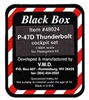 Black Box #48024 1/48 P-47D Thunderbolt Cockpit Set