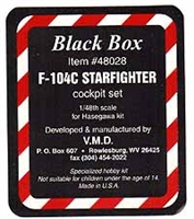 Black Box #48028 1/48 F-104C Starfighter