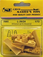 CMK #7085 1/72 L-39 C/ ZA Armament set