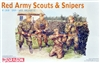 DML/Dragon #6068 1/35 Red Army Scouts & Snipers
