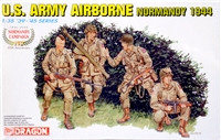 DML/Dragon #6234 1/35 U.S. Army Airborne - Normandy Anniversary