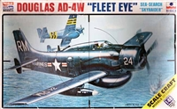 "Esci #4046 1/48 Douglas AD-4W ""Fleet Eye"""