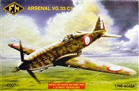 Fonderie Miniature 1/48 Arsenal VG33 C.1
