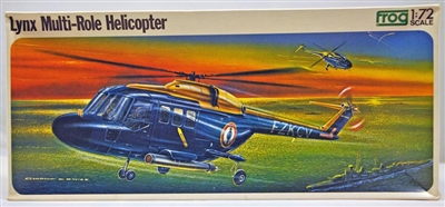Frog #F256 Lynx Multi-Role Helicopter