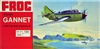 Frog #F331 1:72 Fairey Gannett AS.1