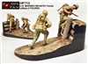 Hobby Fan #HF713 1/35 WWII U.S. Marines Infantry - Pacific