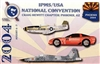 IPMS USA 2004 National Convention Phoenix, AZ Decal Sheet