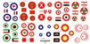 IPMS USA 1/48 International Insignia Decal Sheet