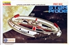 Lindberg #1148 1/350 Star Probe Space Base