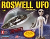 LINDBERG #91005 1:48 Roswell UFO with Alien
