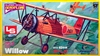 LS #A251 1/72 Type 93 Willow Trainer w/ Wheels