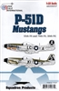 Micro/SuperScale #320257 1:32 P-51D Mustangs